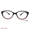 M1015 Brown Fullrim Eyeglasses