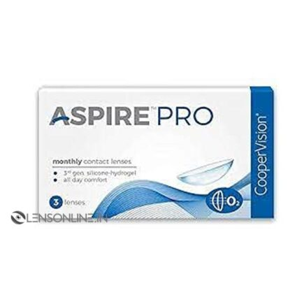 Aspire Pro Contact Lens